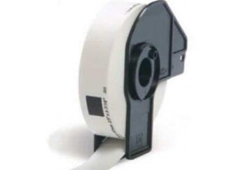 Brother DK11203 etiketter filmapper - 300 stk - 17 x 87mm - Kompatibel