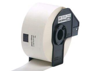 Brother DK11208 adresseetiketter - 400 stk - 38 x 90mm - Kompatibel