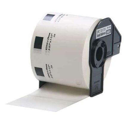 Brother DK11209 adresseetiketter - 800 stk - 29 x 62mm - Kompatibel