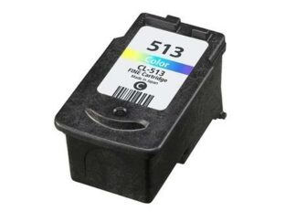 Canon CL-513 farve blækpatron 12ml - Kompatibel