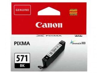 Canon CLI-571BK sort blækpatron 7ml - 571BK - original