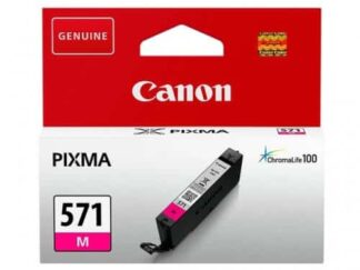 Canon CLI-571M magenta blækpatron 7ml - 571M - original