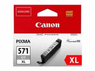 Canon CLI-571XLGY grå blækpatron 11ml - 571XLGY - original
