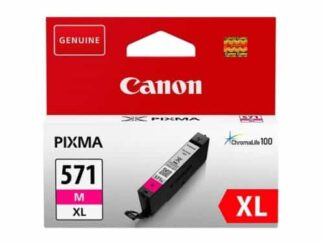 Canon CLI-571XLM magenta blækpatron 11ml - 571XLM - original