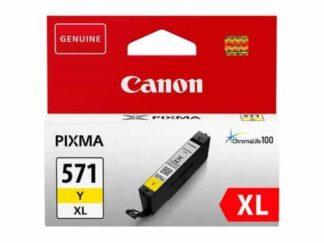 Canon CLI-571XLY gul blækpatron 11ml - 571XLY - original