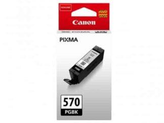 Canon PGI-570 sort blækpatron 15ml - 0318C001 - original