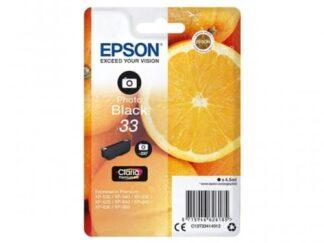 Epson 33 Photo sort blækpatron 4