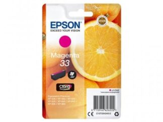 Epson 33 magenta blækpatron 4