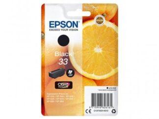 Epson 33 sort blækpatron 6