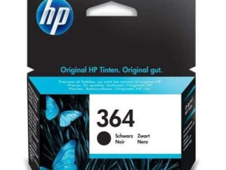 HP 364 sort blækpatron 6ml - CB316EE - original