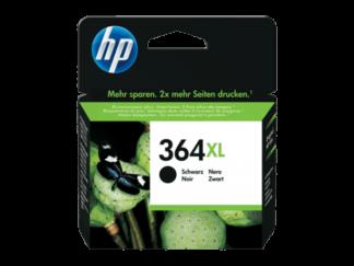 HP 364XL sort blækpatron 18ml - CN684EE#ABB - original
