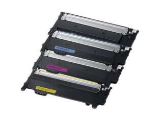 Rabat sæt! Samsung CLT-404S - 4 farver BK-C-M-Y - Kompatibel
