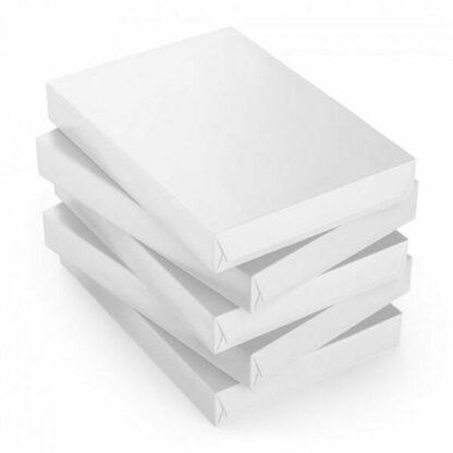A4 skrivarpapper 5 x 500 ark 80 g