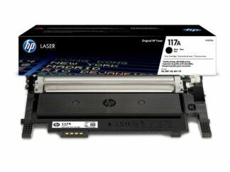 HP 117A sort toner 1.000 sider original - W2070A