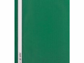 Tilbudsmappe A4 Grøn 25 stk. Klar forside