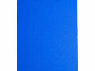 Clipboard A4 blå med klemme