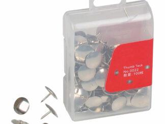 Tegnestifter 100stk sølv