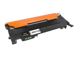 HP 117A svart tonerkassett 1.000 sidor kompatibel - W2070A