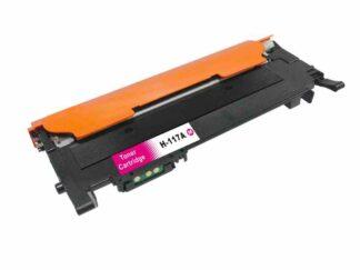 HP 117A magenta tonerkassett 700 sidor kompatibel- W2073A