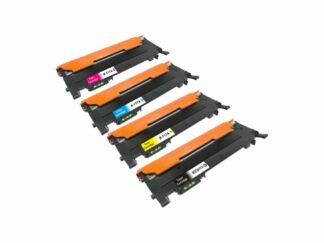 Rabattpaket! HP 117A - 4 färg BK-C-M-Y 3.100 sidor kompatibel